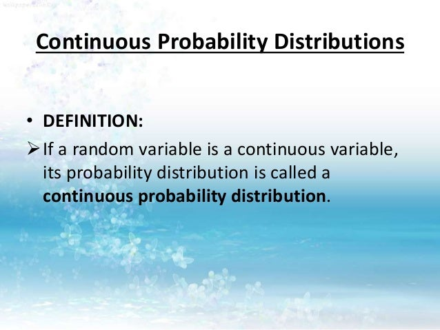 discrete variable and continuous variable example
