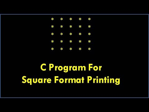 c print to console example