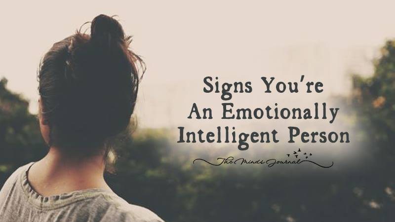 example of emotional intelligence in our daily life