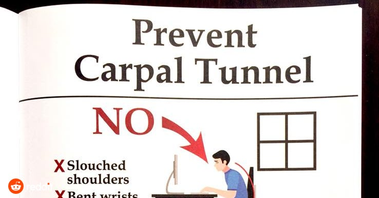 is carpal tunnel an example of msd