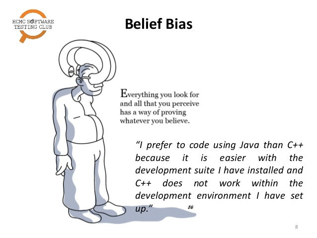 an example of confirmation bias in psychology