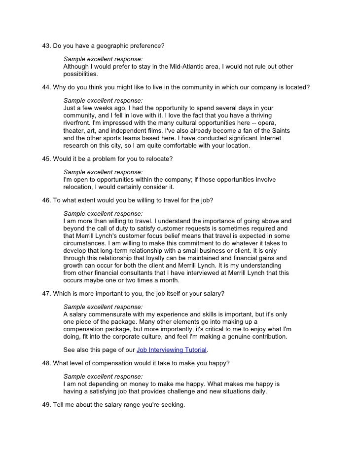 example of conflicts for interview reddit