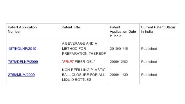 non provisional patent application example