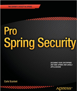 spring security ldap authentication provider example