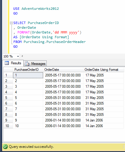 sql server convert to datetime example