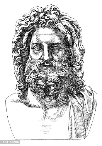 a story about zeus for example