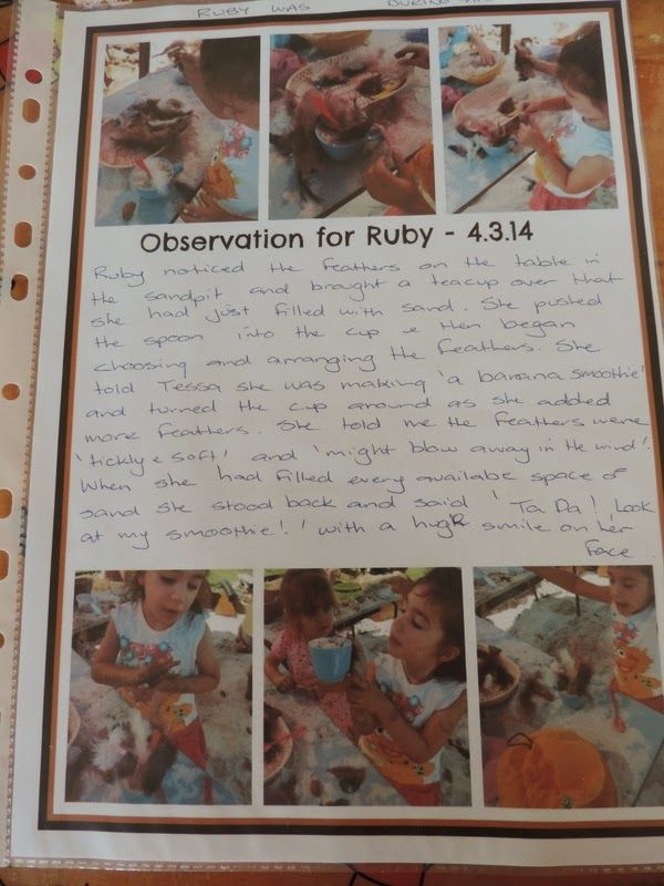 example of a statement of interest for early childhood education