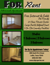 room for rent ad example