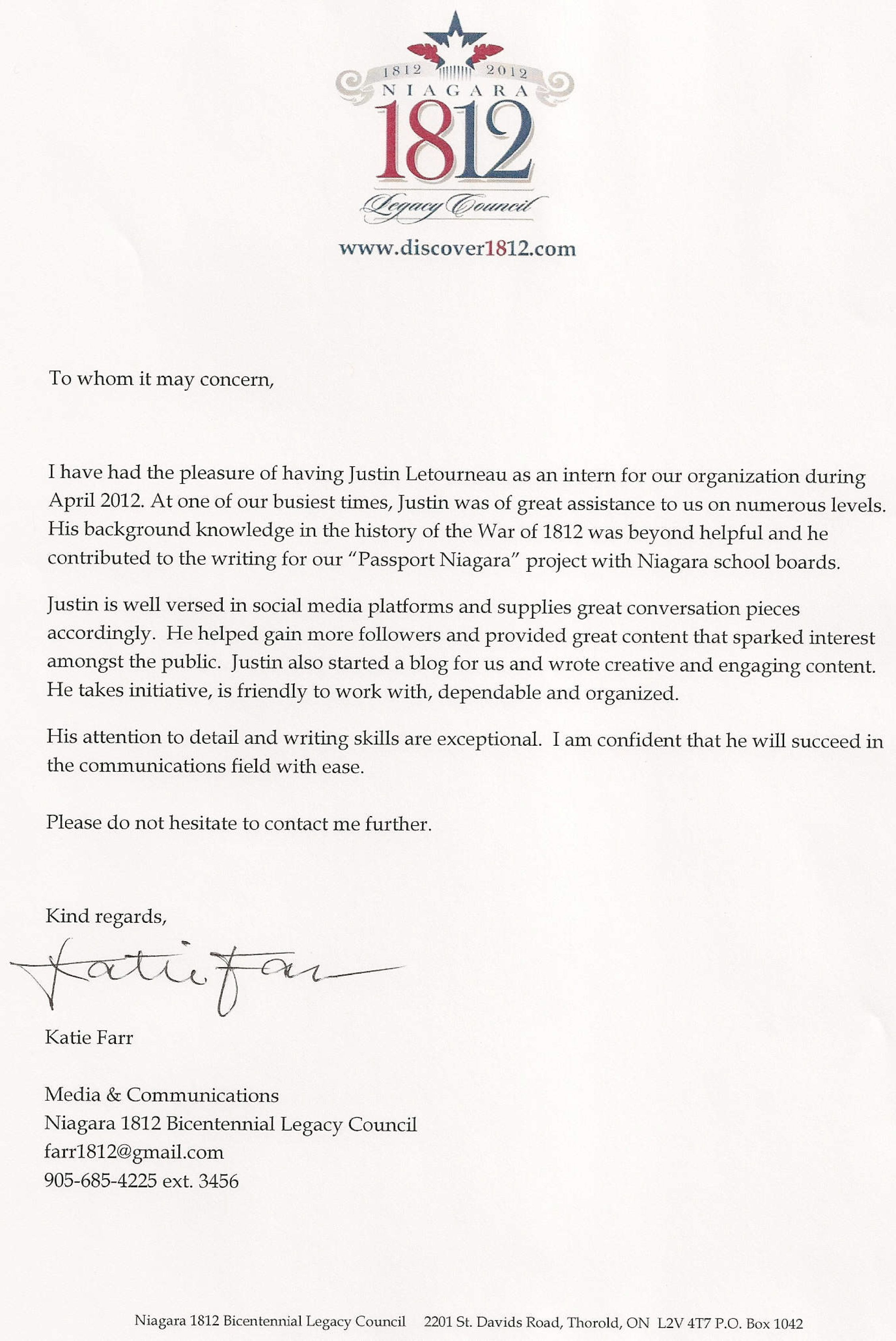 example of a formal letter of invitation